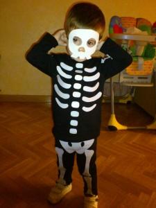 Esqueleto viviente