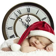 fin de año bebe